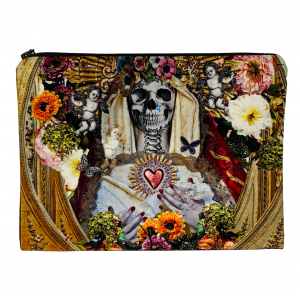 POCHETTE VIRGIN SKULL  LARGE
