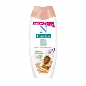 Palmolive NB Shower Gel Almonds Pelle Sensibile 750ml