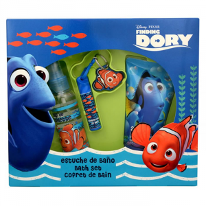 Disney Finding Dory Eau De Toilette Spray 100ml Set 4 Parti 2019