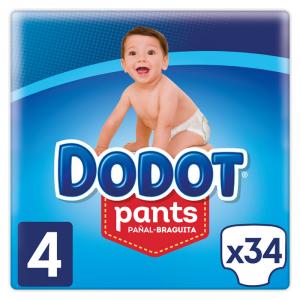 Dodot Pants T-4 34 Unità