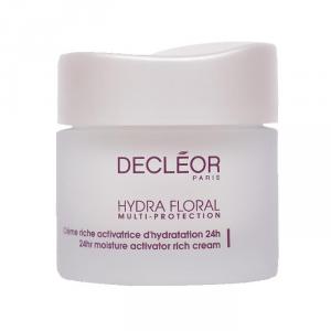 Decléor Hydra Foral 24hr Moisture Activator Rich Cream 50ml