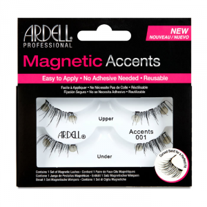 Ardell Magnetic Accents Lashes 001