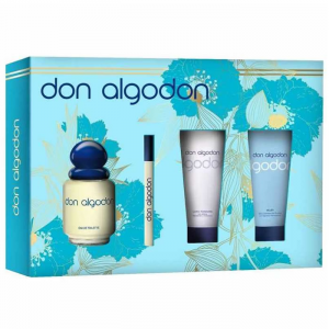 Don Algodon Eau De Toilette Spray 100ml Set 4 Parti 2019