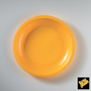 Piatto linea round dessert Goldplast