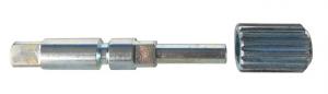 Ingranaggio con perno tipo vecchio per insaccatrice reber kg.3/5/8