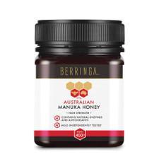 Miele di Manuka 400+  250 gr -Berringa- antibatterico 100% Naturale