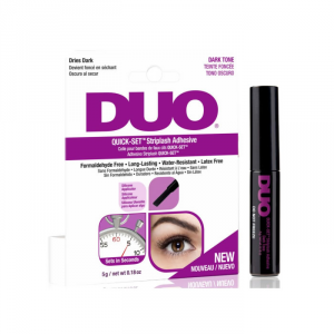 Ardell Duo Quick-Set Striplash Adhesive Dark Tone 5g