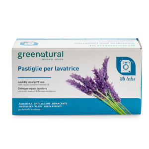 DETERSIVO LAVATRICE LAVANDA Green Natural