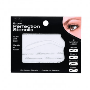 Ardell Brow Perfection Stencils 4 Unità