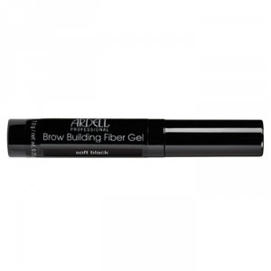 Ardell Brow Building Fiber Gel Soft Black
