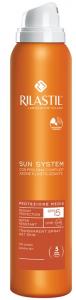 Rilastil Sun Sys ppt 15 spray transparent 200ml