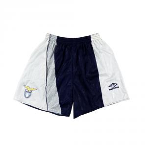 1994-95 Lazio Pantaloncini Terzo Kit  S *Nuovi