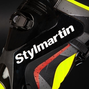 Stealth Evo Air black yellow