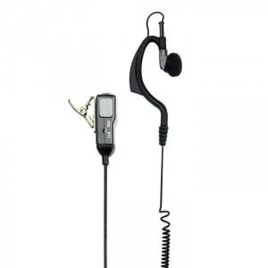 Microfono auricolare no vox con connettore a L MA21-Li