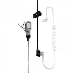 Auricolare pneumatico MA31-L 2 pin-connettore a L