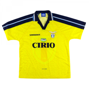 1996-98 Lazio Maglia Terza XL (TOP)