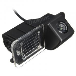 Telecamera retromarcia per VW Golf 6, Golf 7 Passat CC, Polo 5, Porsche Cayenne retrocamera specifica luce targa