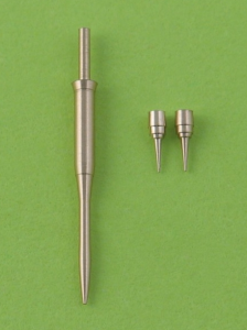 F-16 Pitot tube & Angle Of Attack probes