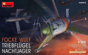FOCKE WULF TRIEBFLUGEL NACHTJAGER