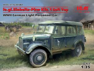 le.gl.Einheitz-Pkw Kfz.1 Soft Top