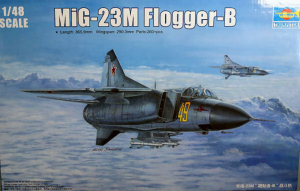 MiG-23M Flogger-B