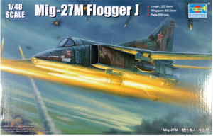 MiG-27M Flogger J