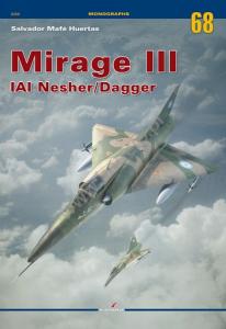 Mirage III. IAI Nasher/Dagger