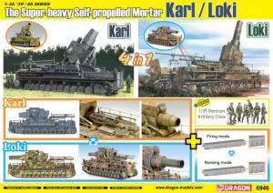 Mortar Karl / Loki