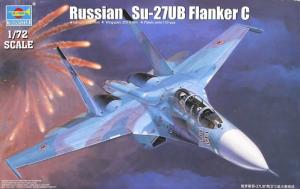 Su-27UB Flanker C