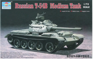 T-54B Medium Tank