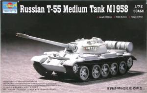 T-55 Medium Tank M1958
