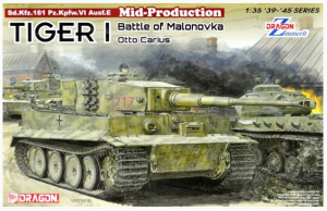 Tiger I Mid-Production
