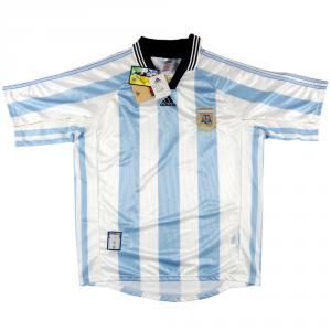 1998-99 ARGENTINA MAGLIA HOME L *Nuova