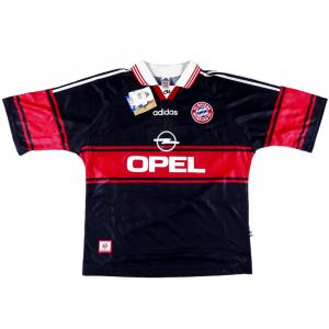 1997-99 BAYERN MONACO MAGLIA HOME XL *Nuova
