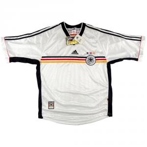 1998-00 GERMANIA MAGLIA HOME L *NUOVA