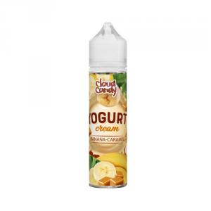 Yogurt Cream Banana-Caramel