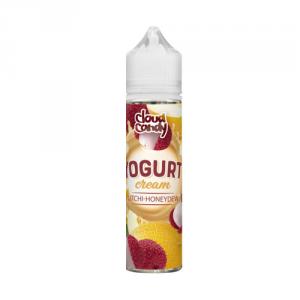 Yogurt Cream Lychee-Honeydew