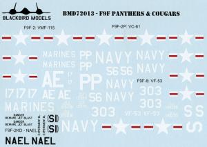 Grumman Panthers & Cougars