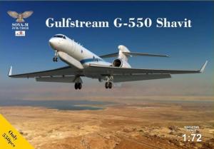 Gulfstream G-550 Shavit