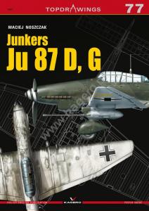 Junkers Ju-87D,G