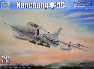 Nanchang Q-5C Chinese