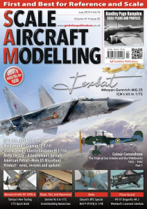 Scale Aircraft Modelling Vol.41 Issue 5 July 2019