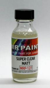 Super Clear Matt Varnish