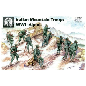 ALPINI ITALIANI WWI
