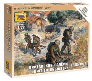 British engineers WWII 1939-1942