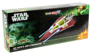 KIT FISTO'S JEDI STARFIGHTER