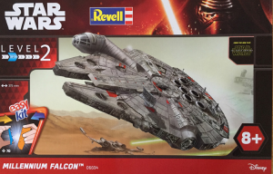 MILLENNIUM FALCON EASY KIT