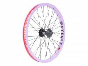 Odyssey Hazard Lite + Vandero Ruota Anteriore | Colore Lavander