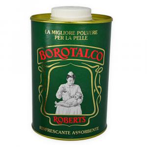 Roberts Borotalco Barattolo 1000 gr