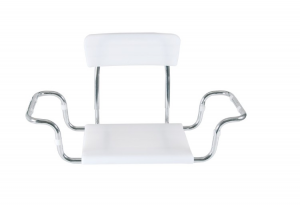 Seduta per vasca da bagno con schienale